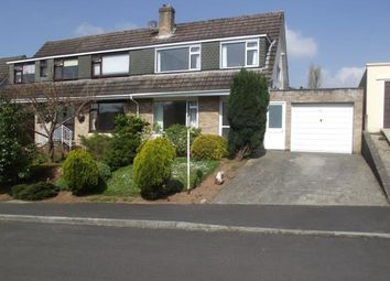 Thumbnail 3 bed semi-detached house for sale in Kings Castle Road, Wells