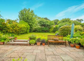 Thumbnail 3 bed detached bungalow for sale in Bassett Road, Sully, Penarth