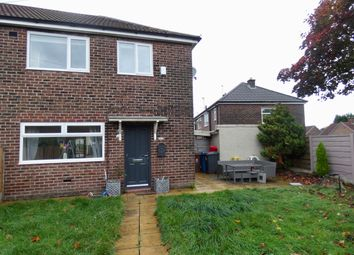 Thumbnail 2 bedroom semi-detached house for sale in Propps Hall Drive, Failsworth, Manchester