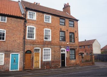 Thumbnail 2 bed end terrace house for sale in North Gate, Newark
