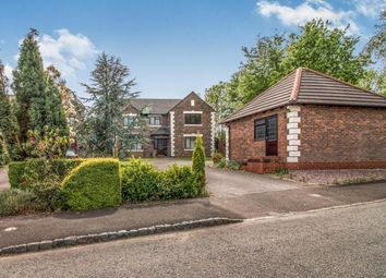 Thumbnail 4 bed detached house for sale in Stoneacre Gardens, Appleton, Warrington, Cheshire