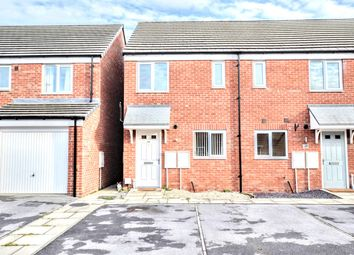 Thumbnail 2 bed town house for sale in Brambling Lane, Wath-Upon-Dearne, Rotherham