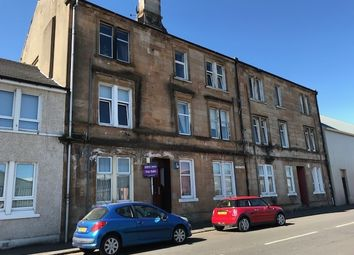 Thumbnail 2 bed flat for sale in Russell Street, Johnstone