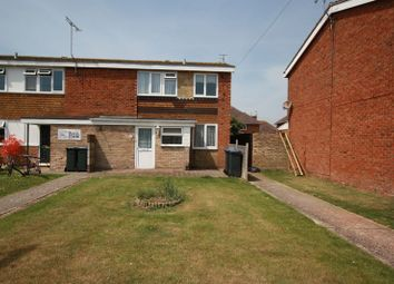 Thumbnail 2 bed end terrace house for sale in Chippers Close, Worthing