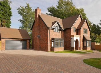 Thumbnail 4 bed detached house for sale in Aspen House, Woodlands Walk, Ironbridge