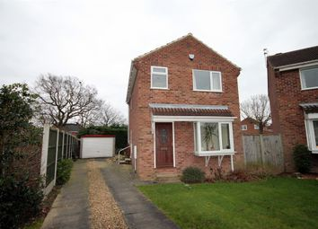 Thumbnail 3 bed detached house for sale in Harrow Glade, York