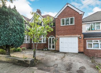 Thumbnail 4 bed semi-detached house for sale in Inverclyde Road, Handsworth Wood, Birmingham