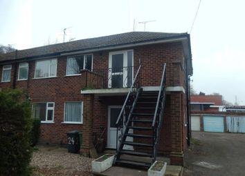 Thumbnail 2 bed flat to rent in Shaftesbury Avenue, Burton Joyce, Nottinghamshire