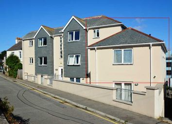 Thumbnail 1 bed flat for sale in Windsor Terrace, Falmouth