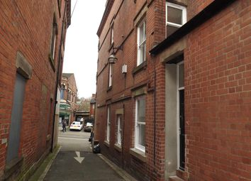Thumbnail Studio to rent in Northgate Street, Ilkeston