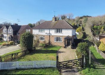 Thumbnail 3 bed semi-detached house for sale in Outwood Lane, Chipstead, Coulsdon