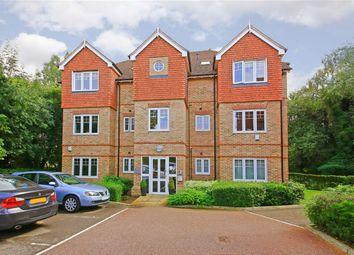 Thumbnail 2 bed flat to rent in Highbridge Close, Radlett, Hertfordshire