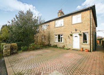 Thumbnail 4 bed semi-detached house for sale in Swanscoe Avenue, Bollington, Macclesfield