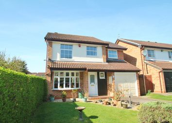 Thumbnail 4 bed detached house for sale in Hadland Road, Abingdon