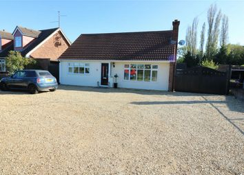 Thumbnail 4 bed detached bungalow for sale in Werrington Bridge Road, Milking Nook, Newborough, Market Deeping, Cambridgeshire