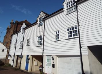 Thumbnail 2 bed mews house to rent in Kinnings Row, Tonbridge