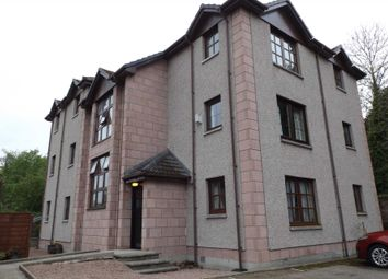 Thumbnail 2 bed flat to rent in Rosebank Court, Nairn
