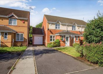 Thumbnail 2 bed semi-detached house to rent in Bolus Road, Thorpe Astley, Leicester