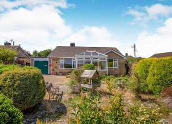 Thumbnail 3 bed detached bungalow for sale in The Green, Mappowder, Sturminster Newton