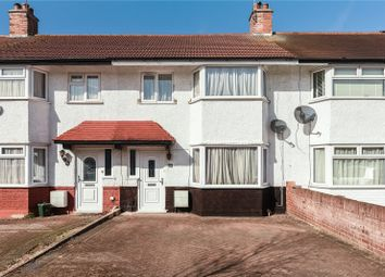 Thumbnail 3 bed terraced house for sale in Clyfford Road, Ruislip, Middlesex