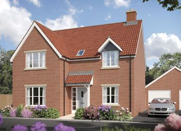 Thumbnail 4 bedroom detached house for sale in The Heron At St James Mews, Wotton Road, Charfield