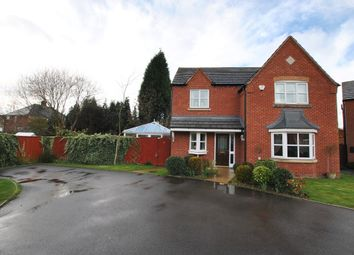 Thumbnail 4 bedroom detached house for sale in Old Toll Gate, St. Georges, Telford, Shropshire