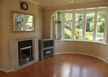 Thumbnail 3 bed semi-detached house to rent in De Quincey Road, West Timperley, Altrincham