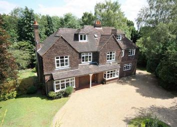 Thumbnail 5 bed detached house to rent in Boughton Hall Avenue, Send, Woking