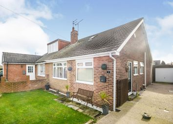 Thumbnail 3 bed semi-detached bungalow for sale in Ringwood Way, Hemsworth, Pontefract