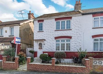 3 bed semi-detached house for sale in Hollybush Road, Gravesend, Kent, England DA12