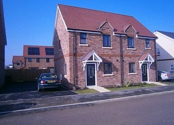 Thumbnail 2 bed semi-detached house to rent in Holdenby Drive, Weldon, Corby