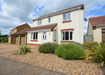 Thumbnail 3 bedroom detached house for sale in Wildflower Way, Ditchingham, Bungay