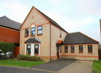 Thumbnail 5 bed detached house for sale in Swanborough Close, Chippenham