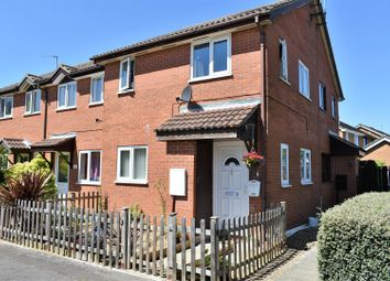 Thumbnail 1 bed terraced house for sale in Bowness Way, Gunthorpe, Peterborough