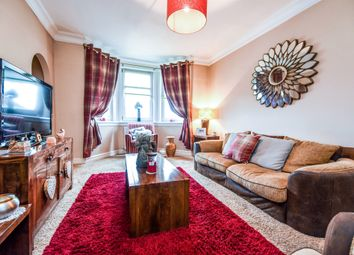 Thumbnail 3 bed flat for sale in Sharphill Road, Saltcoats