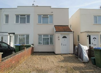 Thumbnail 2 bed end terrace house to rent in First Avenue, West Molesey