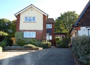 Thumbnail 4 bed detached house for sale in Albany View, Buckhurst Hill