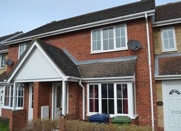 Thumbnail 2 bedroom terraced house to rent in Mayfly Close, Chatteris