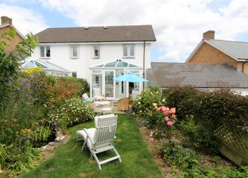 Thumbnail 3 bed semi-detached house for sale in Molesworth Way, Holsworthy
