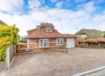 Thumbnail 4 bedroom detached house for sale in Walmers Avenue, Higham, Rochester, Kent