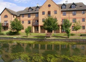 Thumbnail 1 bed flat to rent in Lawrence Moorings, Sheering Mill Lane, Sawbridgeworth