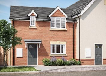 Thumbnail 2 bed semi-detached house for sale in Bromford Road, Hodge Hill, Birmingham