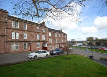 Thumbnail 2 bed flat for sale in Levenford Terrace, Dumbarton