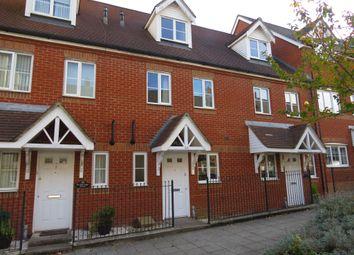 Thumbnail 3 bed town house for sale in Sir John Fogge Avenue, Ashford