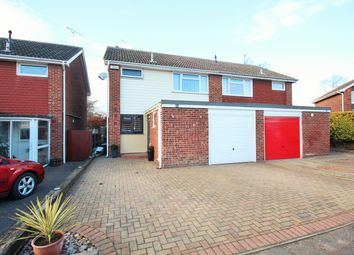 Thumbnail 3 bed semi-detached house for sale in Wych Elm, Colchester