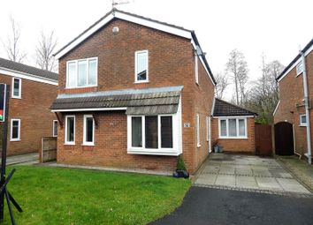 Thumbnail 4 bed detached house for sale in Far Field, Penwortham, Preston