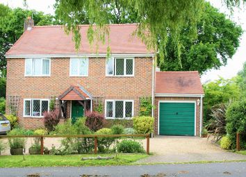 Thumbnail 4 bed detached house for sale in Chapel Road, Soberton, Southampton