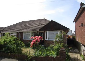 Thumbnail 2 bed semi-detached bungalow to rent in Gosport Road, Lee-On-The-Solent