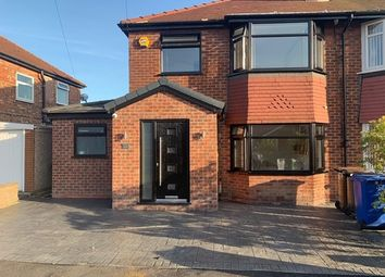Thumbnail 3 bed semi-detached house for sale in Alexander Drive, Unsworth