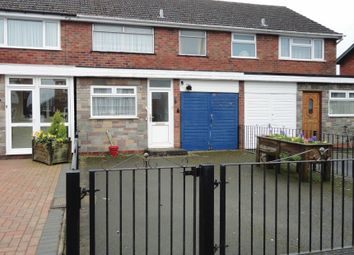 Thumbnail 3 bed terraced house for sale in Holt Road, Halesowen, West Midlands